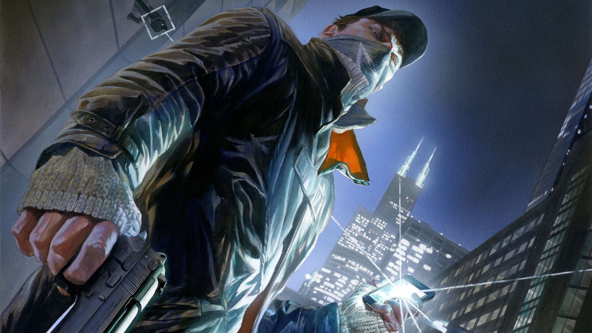 Watch Dogs Full HD Papel De Parede And Background Image