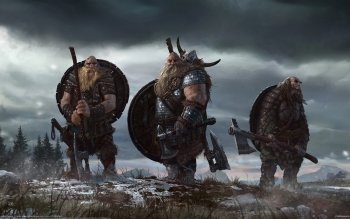Fantasy - Viking Wallpapers and Backgrounds ID : 509410