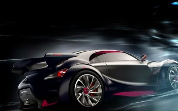 Vehicles - Citreon Survolt Concept Wallpapers and Backgrounds ID : 509468