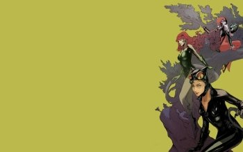 Comics - Gotham City Sirens Wallpapers and Backgrounds ID : 509709