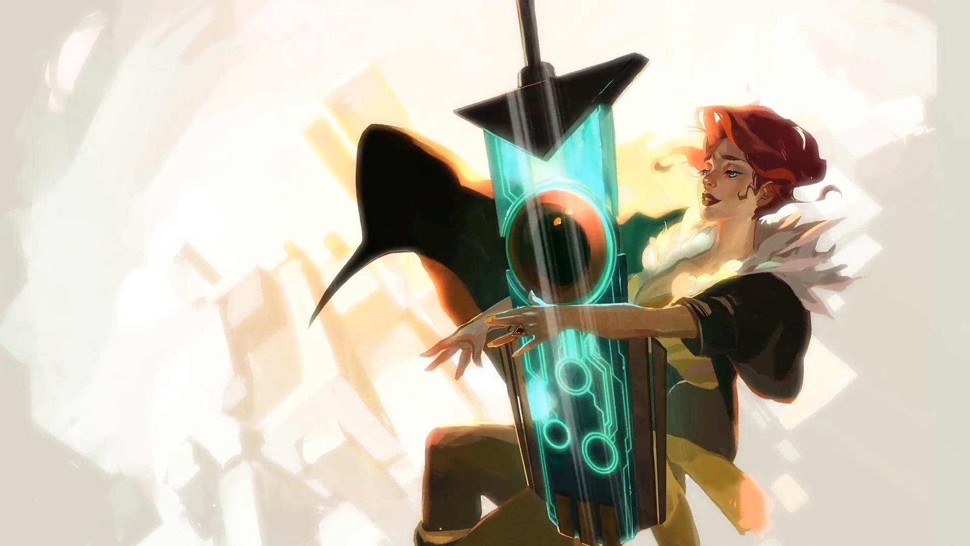 Transistor wallpaper Game wallpapers