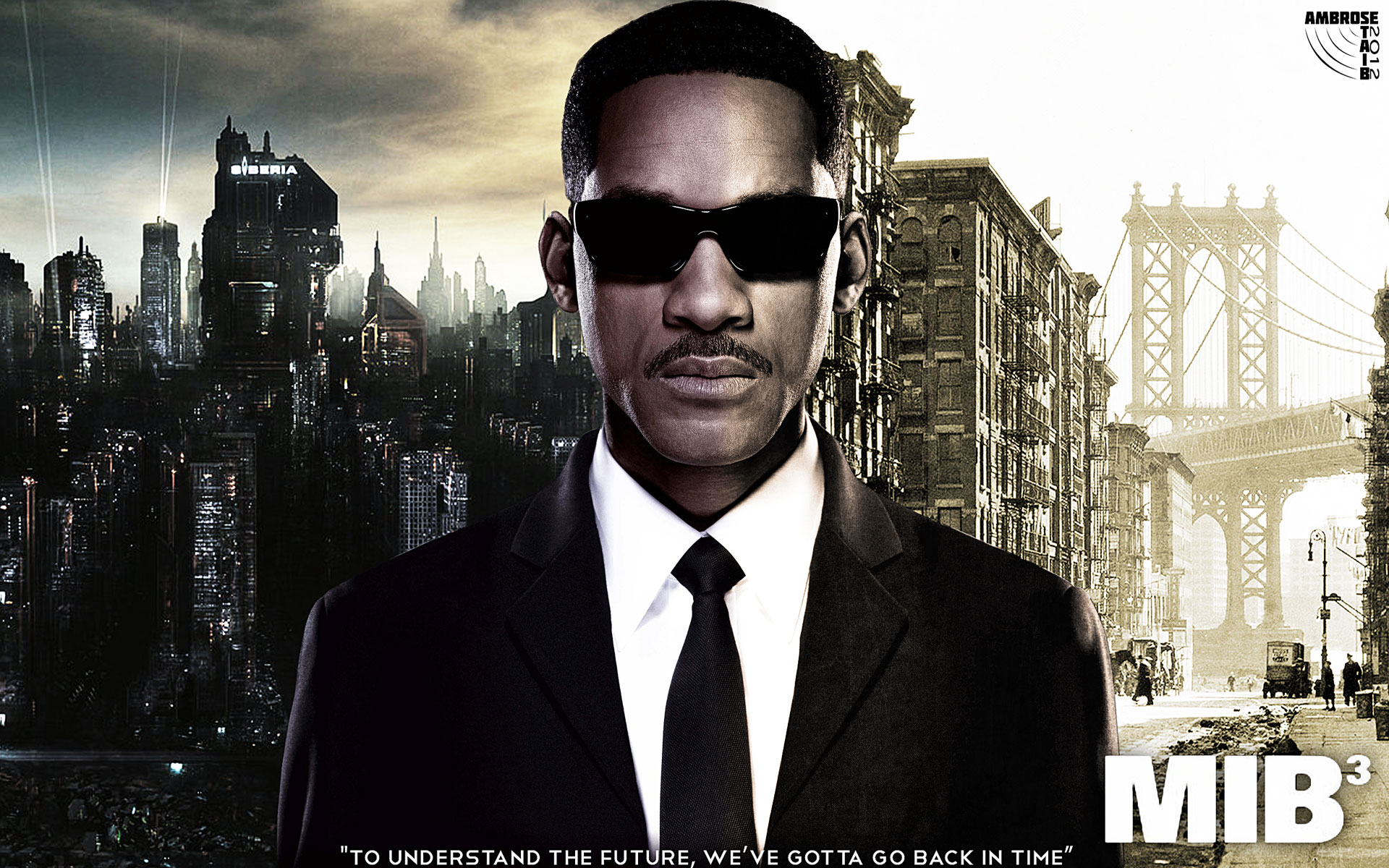 Men In Black 3 HD Wallpaper