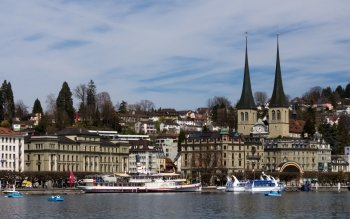 Man Made - Lucerne Wallpapers and Backgrounds ID : 510191