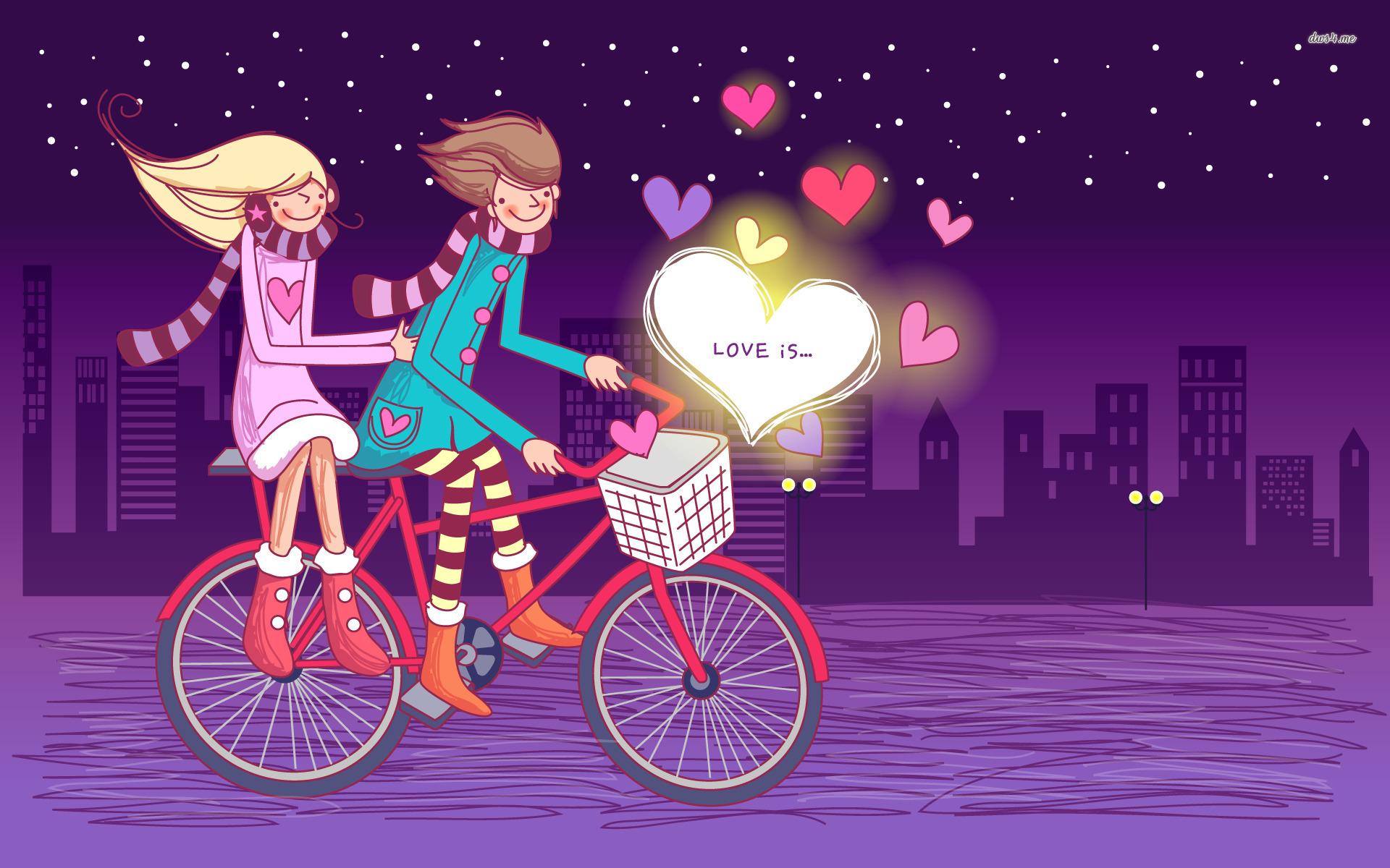 Love HD Wallpaper