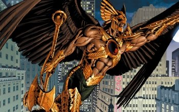 Comics - Hawkman Wallpapers and Backgrounds ID : 511586