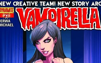 Comics - Vampirella Wallpapers and Backgrounds ID : 511611