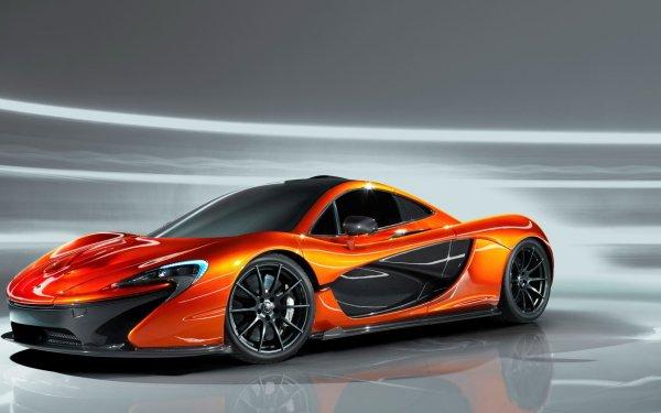 Vehicles McLaren P1 McLaren HD Wallpaper | Background Image
