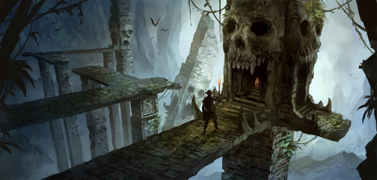 34 Dungeons Dragons Hd Wallpapers Background Images