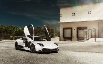 Vehicles - Lamborghini Murcielago Wallpapers and Backgrounds ID : 512301