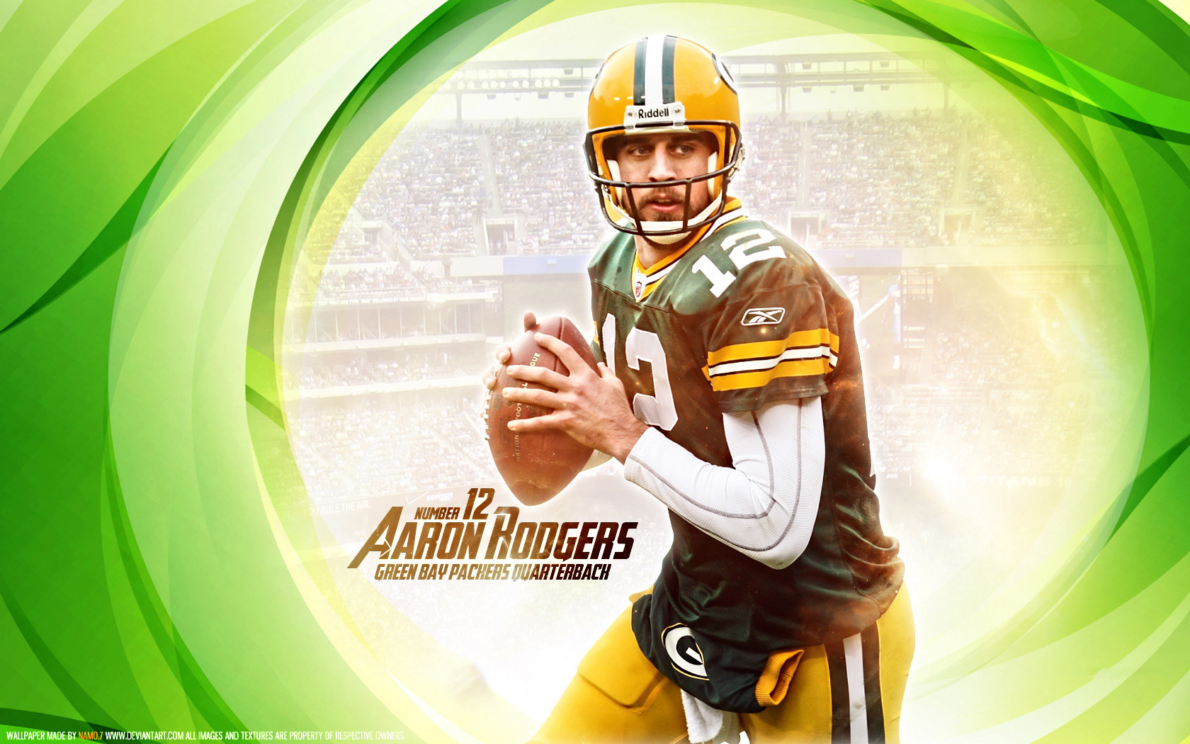 Aaron Rodgers Wallpaper And Background Image