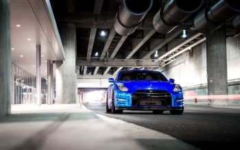 Vehicles - Nissan GT-R Wallpapers and Backgrounds ID : 513026