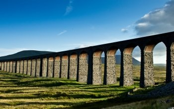 Man Made - Ribblehead Viaduct Wallpapers and Backgrounds ID : 513242