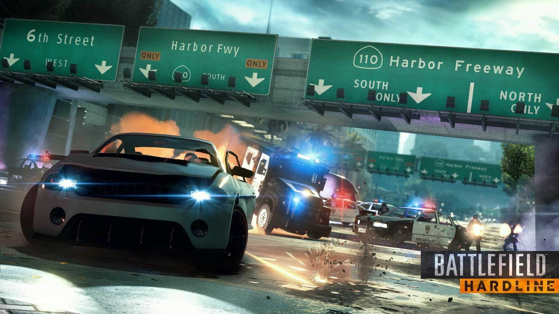 Video Game - Battlefield Hardline  Wallpaper