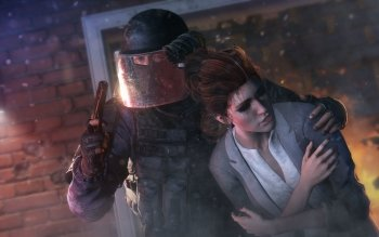 Preview Tom Clancy's Rainbow Six: Siege
