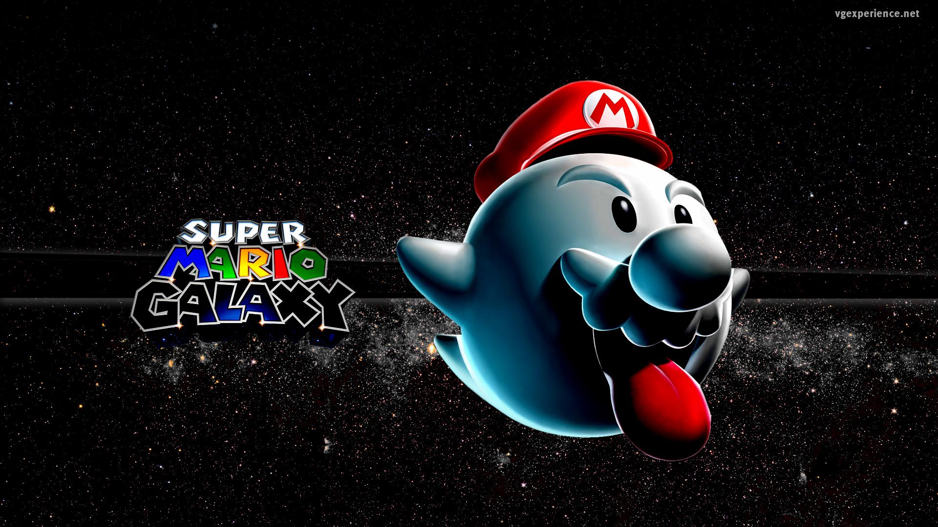 Super Mario Galaxy Wallpapers: Super Mario Galaxy HD Wallpaper