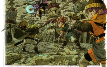 Video Game - Chrono Trigger Wallpapers and Backgrounds ID : 516252