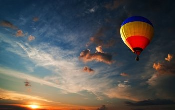 Vehicles - Hot Air Balloon Wallpapers and Backgrounds ID : 516787