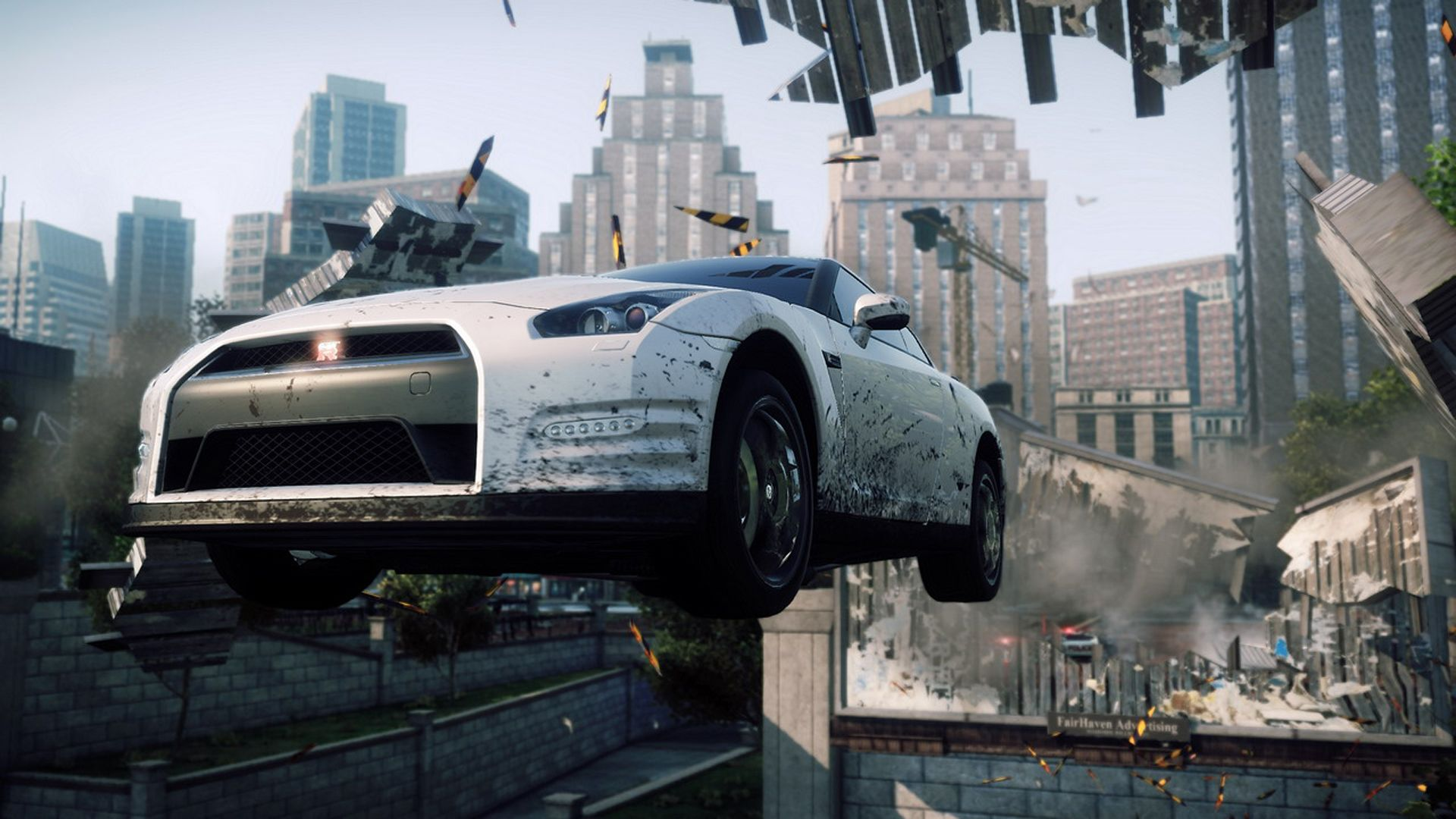 Need For Speed Most Wanted Hd Wallpaper Background Image