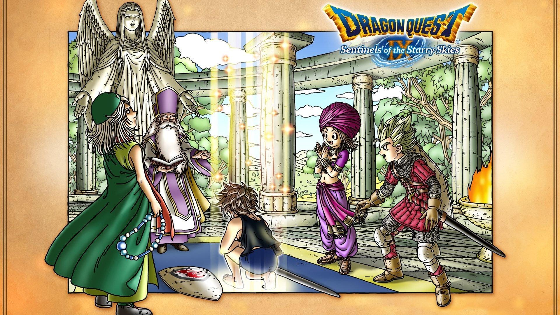 Dragon Quest IX: Sentinels of the Starry Skies HD ...
