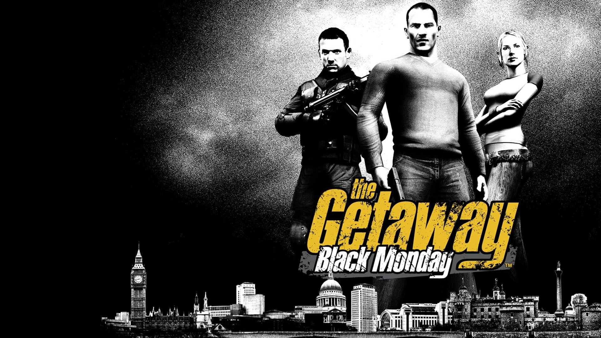 1 the getaway black monday hd wallpapers background - Monday wallpaper ...