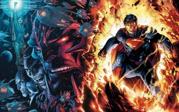 Comics - Superman Wallpapers and Backgrounds ID : 518595