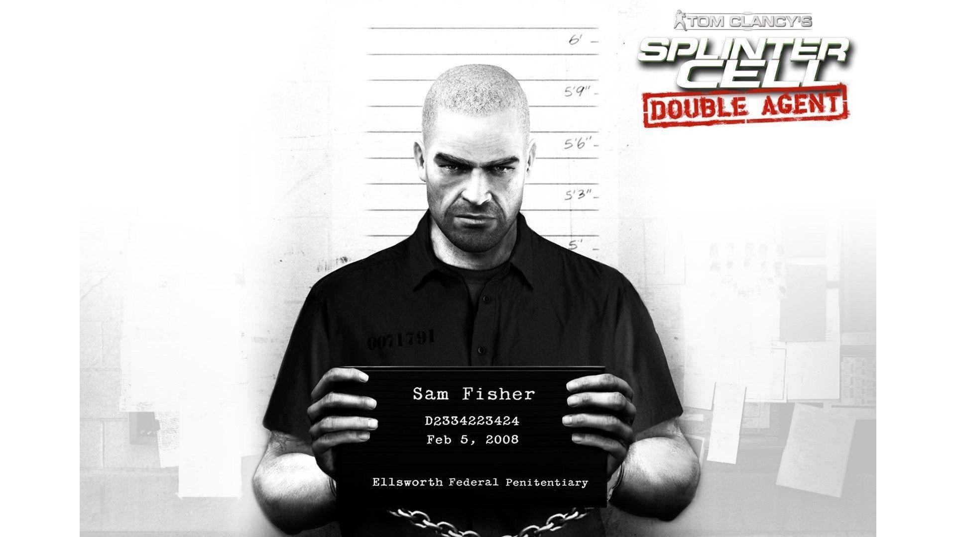 6 Tom Clancy's Splinter Cell: Double Agent Fondos de ... |Splinter Cell Double Agent Wallpaper