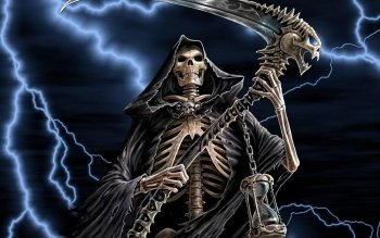 Dark - Grim Reaper Wallpapers and Backgrounds ID : 519043