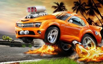 7 Hot Wheels HD Wallpapers | Background