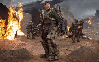 Movie - Edge Of Tomorrow Wallpapers and Backgrounds ID : 519775