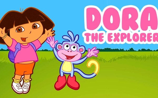 Video Game Dora the Explorer: Journey to the Purple Planet HD Wallpaper | Background Image