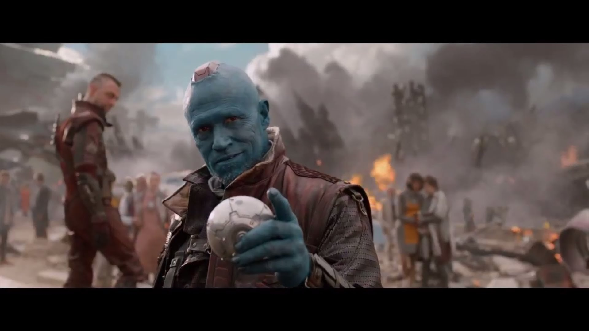 Movie - Guardians of the Galaxy  Yondu Udonta Michael Rooker Wallpaper