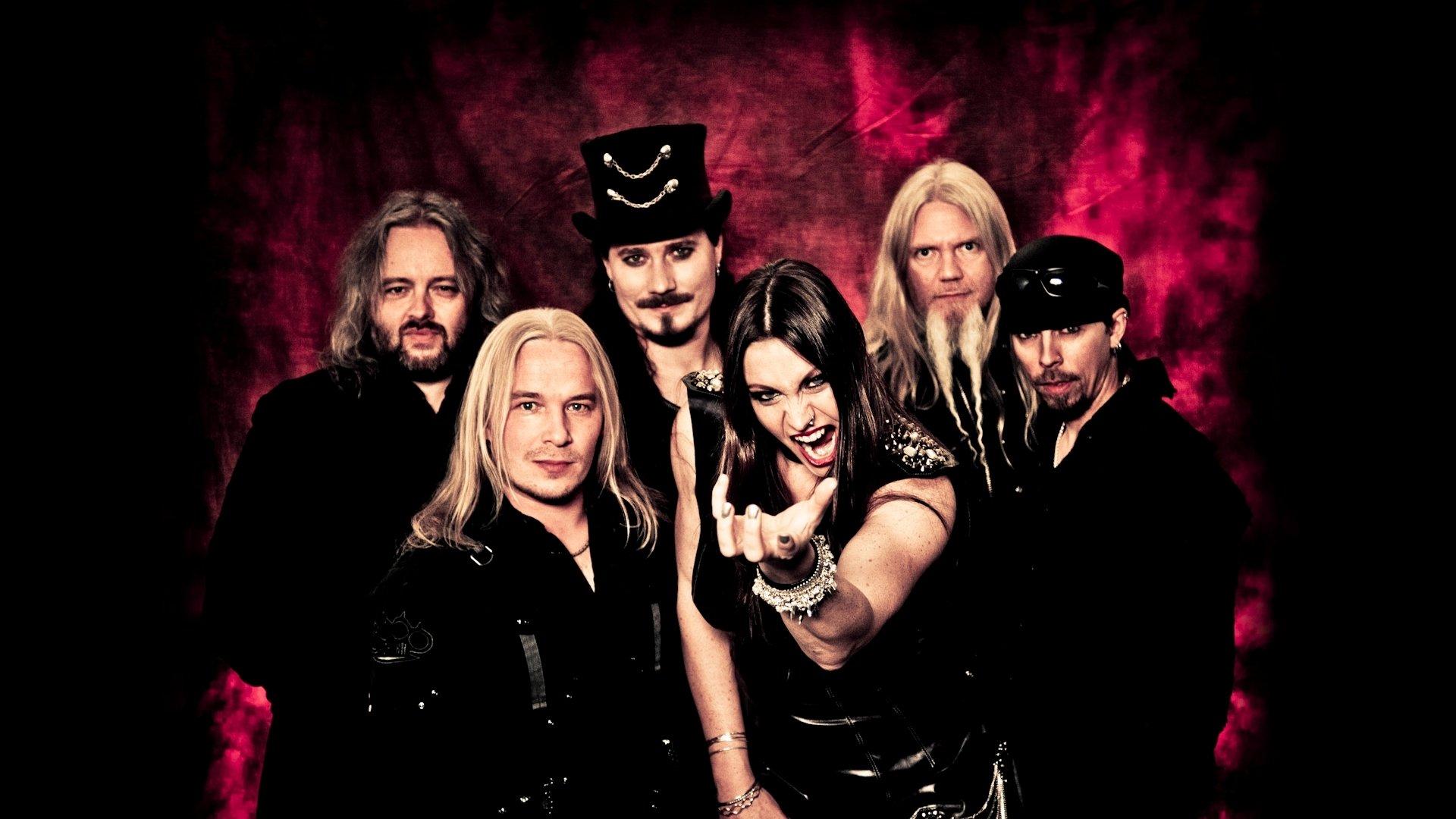 Music - Nightwish  Wallpaper