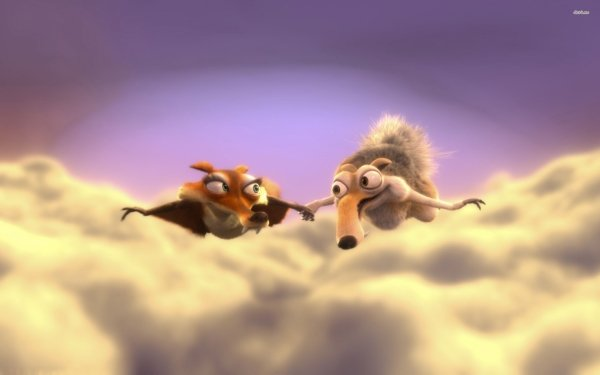 Movie Ice Age: Dawn of the Dinosaurs Ice Age HD Wallpaper | Background Image