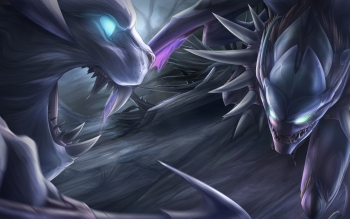 Video Game - League Of Legends Wallpapers and Backgrounds ID : 521356