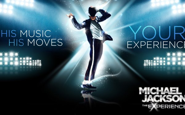 Video Game Michael Jackson: The Experience HD Wallpaper   Background Image