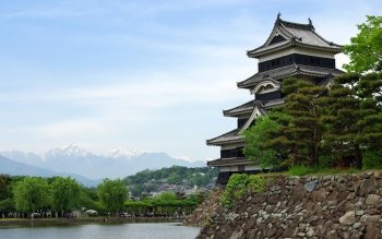 Man Made - Matsumoto Castle Wallpapers and Backgrounds ID : 522033