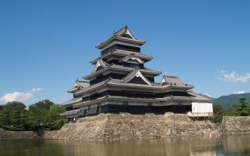 Man Made - Matsumoto Castle Wallpapers and Backgrounds ID : 522045