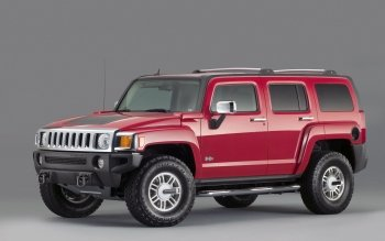 Vehicles - Hummer H3 Wallpapers and Backgrounds ID : 522582