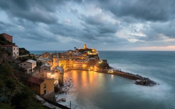 Man Made - Vernazza Wallpapers and Backgrounds ID : 522999