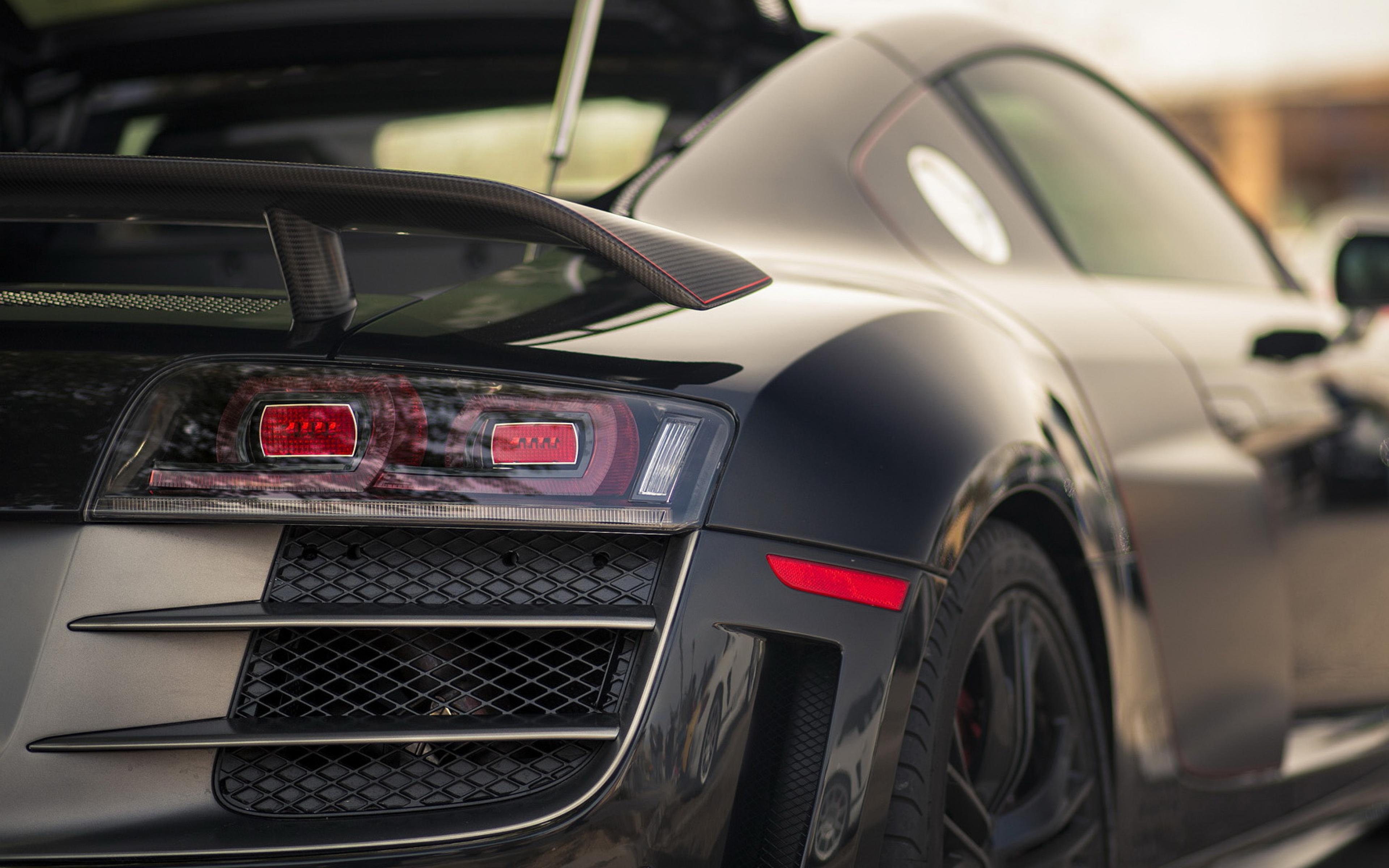 Audi R8 4k Ultra Hd Wallpaper Background Image 3840x2400 Id