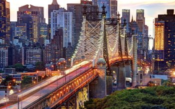 Man Made - Queensboro Bridge Wallpapers and Backgrounds ID : 523320