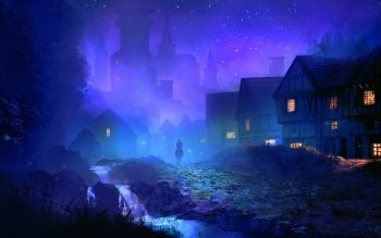 Fantasy - City Wallpapers and Backgrounds ID : 523389