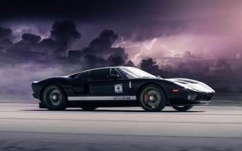 Vehicles - Ford GT Wallpapers and Backgrounds ID : 523964