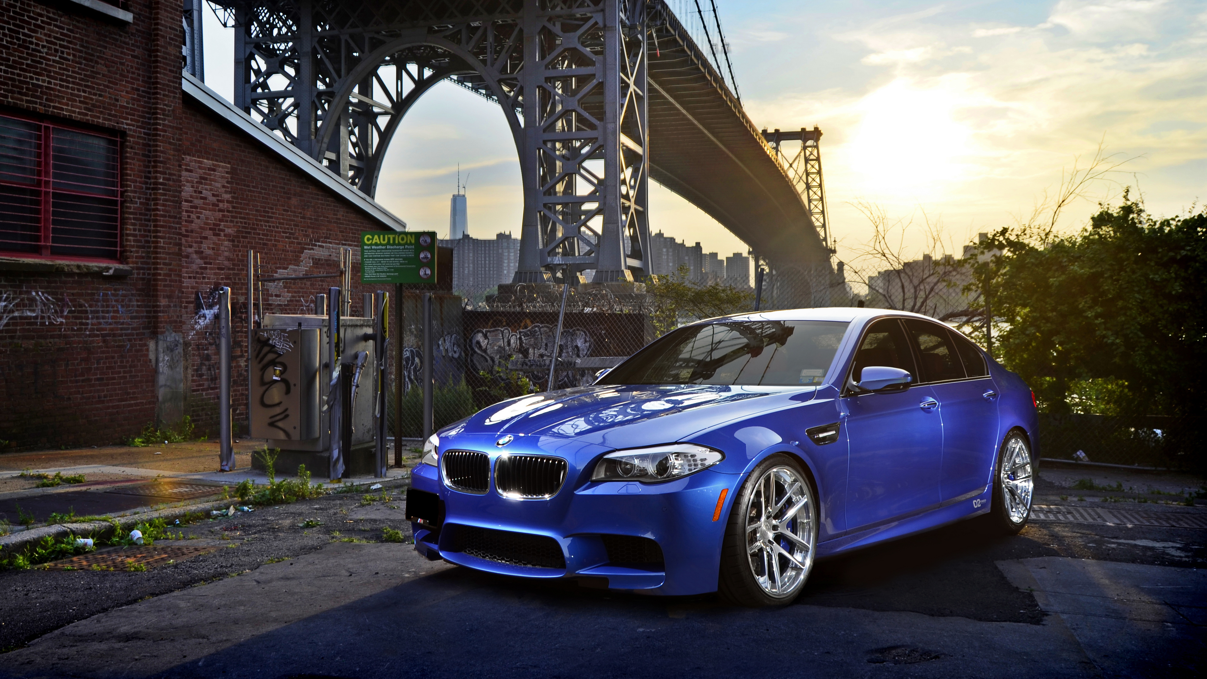 Bmw 4k Ultra Hd Wallpaper Background Image 4000x2250