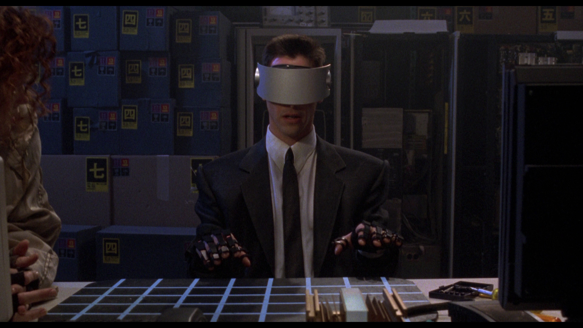 5 Johnny Mnemonic HD Wallpapers