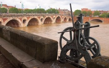 Man Made - Pont Neuf, Toulouse Wallpapers and Backgrounds ID : 524155