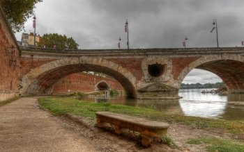 Man Made - Pont Neuf, Toulouse Wallpapers and Backgrounds ID : 524161
