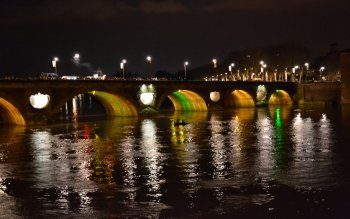 Man Made - Pont Neuf, Toulouse Wallpapers and Backgrounds ID : 524178