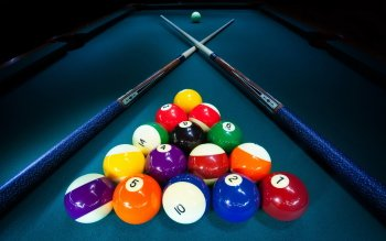 Spel - Billiard Wallpapers and Backgrounds ID : 524940