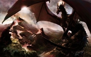Fantasy - Dragon Wallpapers and Backgrounds ID : 525073
